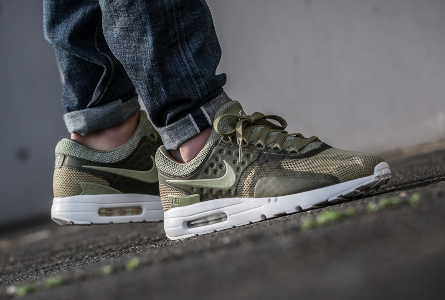 Nike Air Max Zero BR Breathe 'Trooper Cargo Khaki'