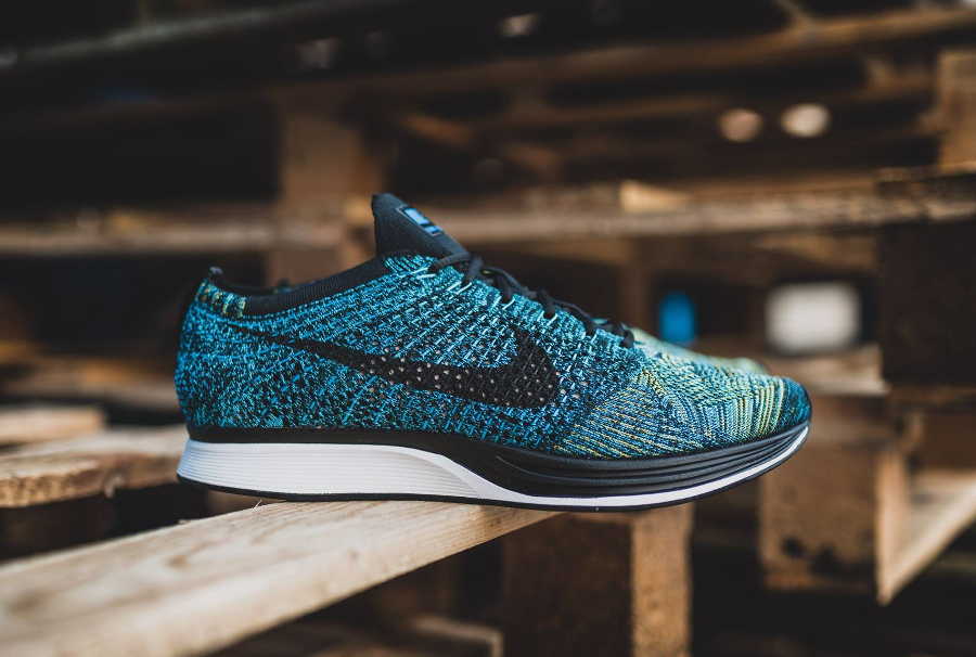 cheap for discount 52c1f 111f3 ... good basket nike flyknit racer crew blue 1 0d908 8335b