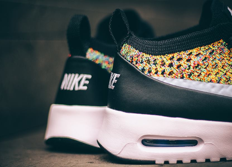 Basket Nike Wmns Air Max Thea Ultra Flyknit Multicolor (2)