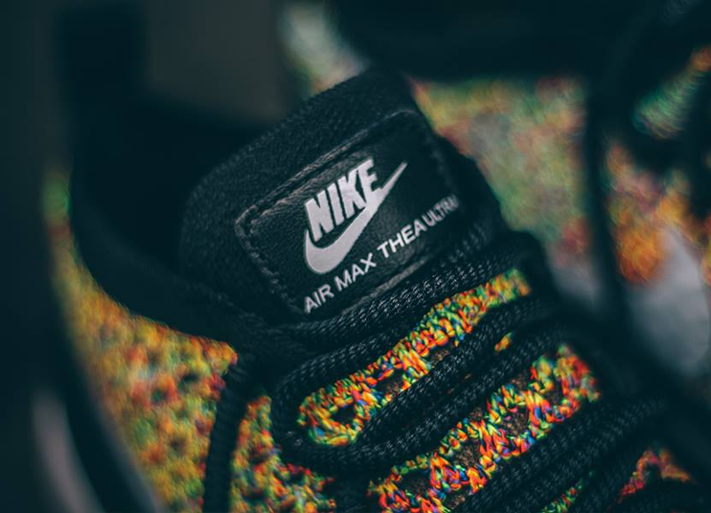 Basket Nike Wmns Air Max Thea Ultra Flyknit Multicolor (3)