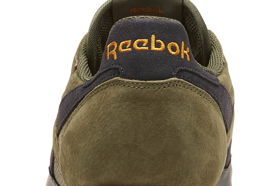 Basket Reebok Classic Leather SM Hunter Green (2)