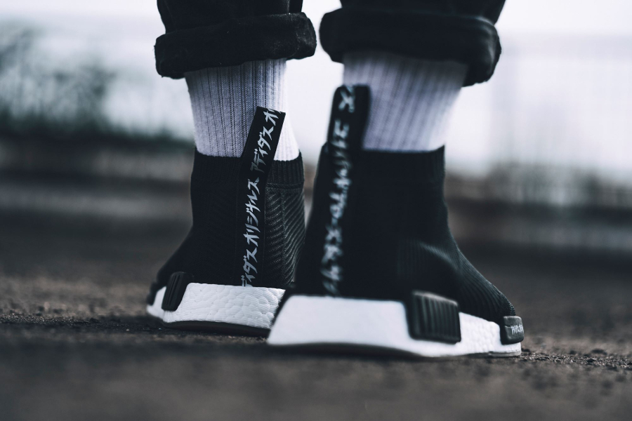United Arrows & Sons x Adidas NMD CS1 Primeknit