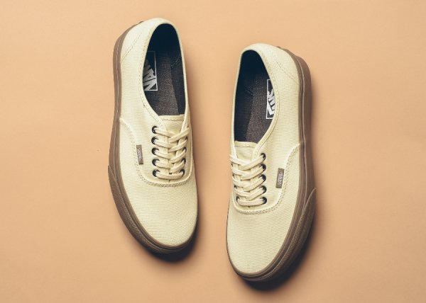 Basket Vans Authentic Cream Walnut (1)