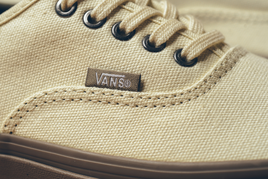 Basket Vans Authentic Cream Walnut (3)