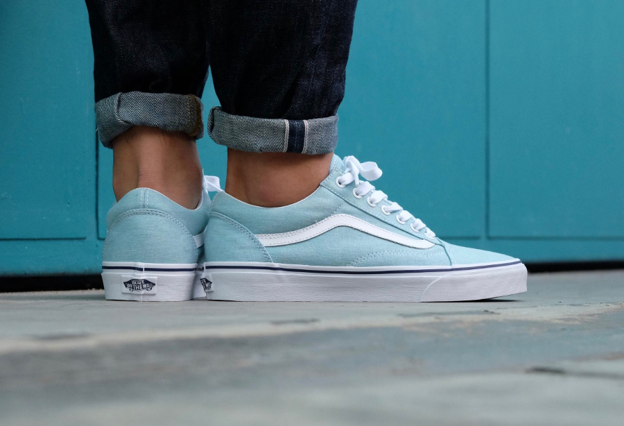 Vans Old Skool 'Blue Radiance'