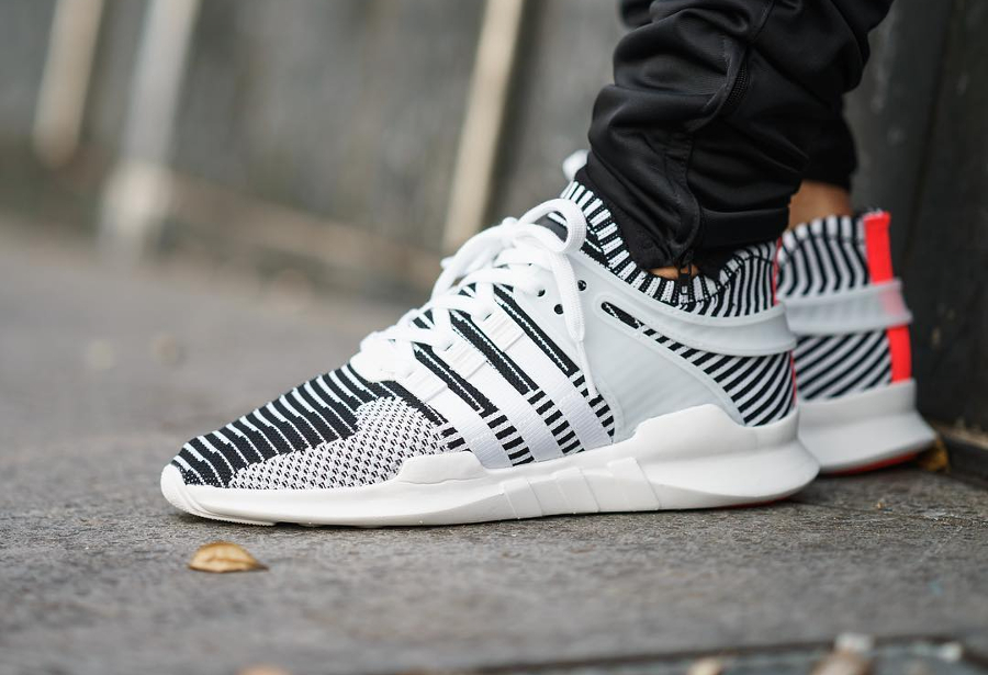 'white Turbo' amp; Eqt 9317 Adv Support Adidas blanche 8HqXY