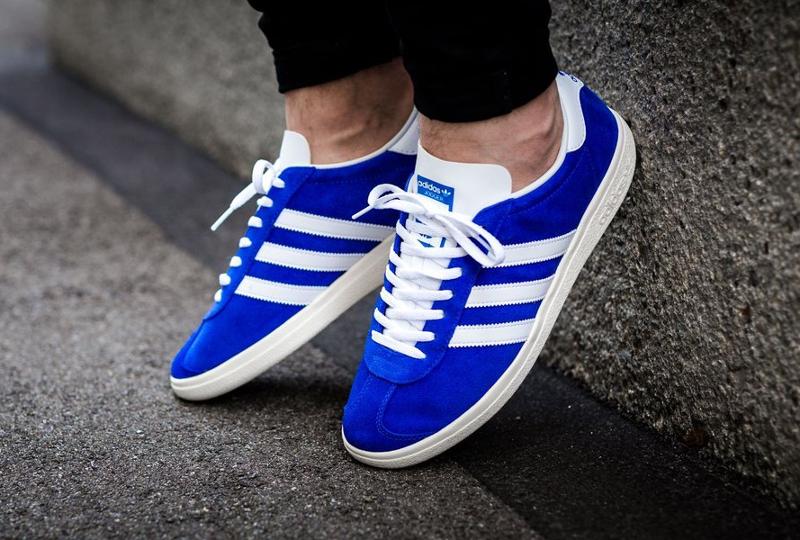 Chaussure Adidas Spezial SPZL Jogger Bluebird (homme)