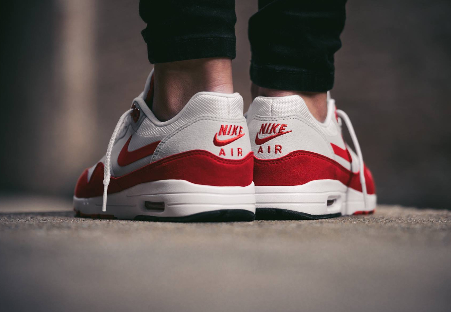 cheaper b3755 daefe ... norway chaussure nike air max 1 ultra 2.0 le og red 3.26 air max day  homme