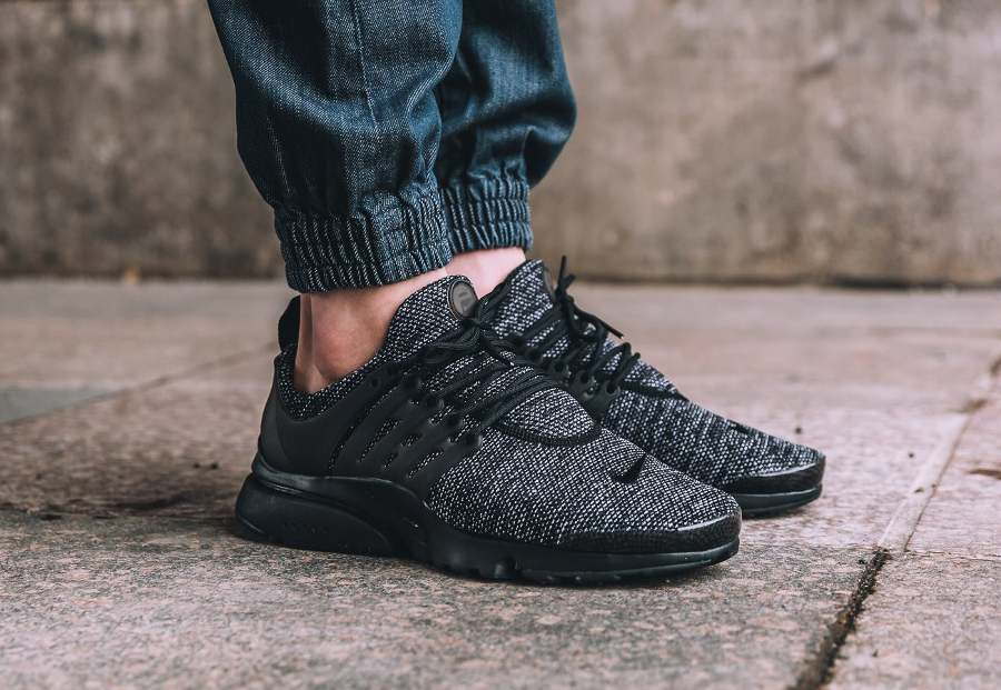 Chaussure Nike Air Presto Ultra BR Breathe Oreo noire (homme) (2)