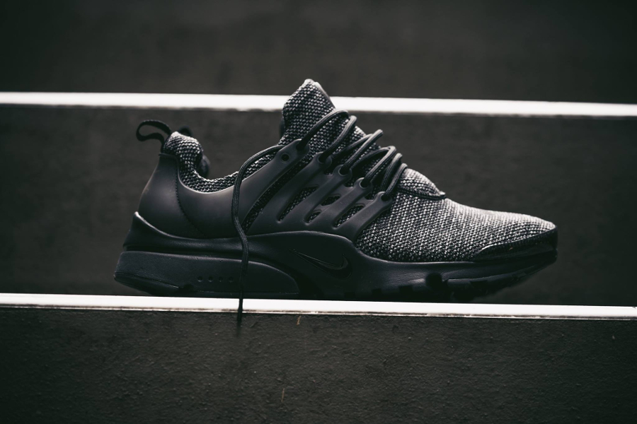 Chaussure Nike Air Presto Ultra BR Breathe Oreo noire (homme)