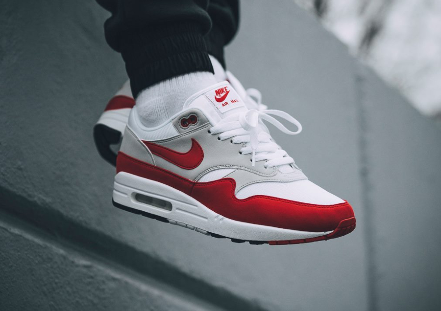 basket-nike-air-max-1-originale-university-red-
