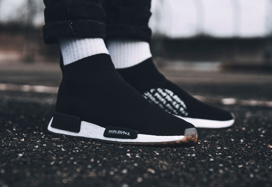 Chaussure United Arrows & Sons x Adidas NMD CS1 PK Japan Boost