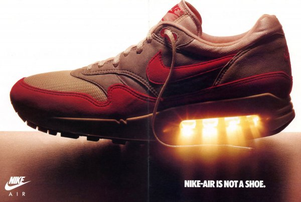 La Nike Air Max 1 10 choses que peu de gens savent à son sujet