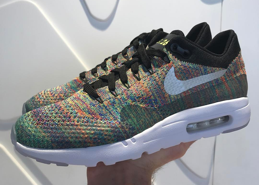 Nike Air Max 1 Ultra Flyknit ID Multicolor Air Max Day