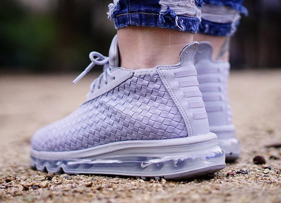 Nike Air Max Woven Grey - @caropuccino