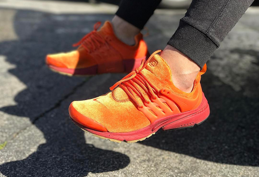 Nike Air Presto Fire (Element Pack) - @jayv_fit