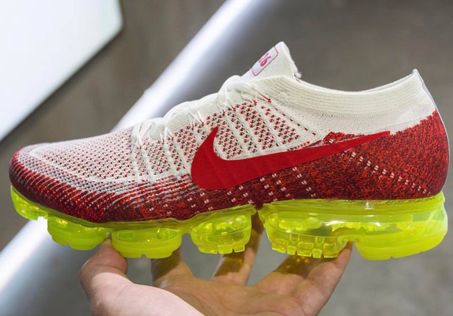 Nike Air Vapormax ID OG Red