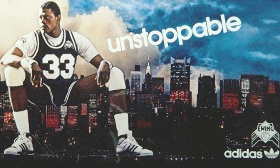 Adidas Conductor Hi Patrick Ewing 1987
