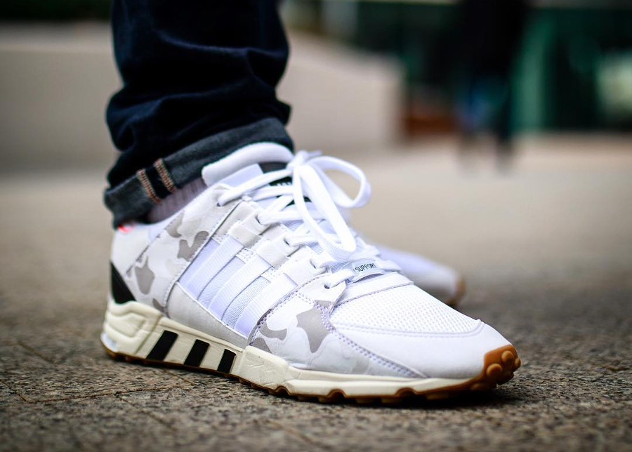 Adidas EQT Support 93 White Camo - @michal502