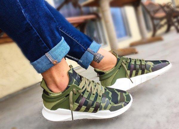 Adidas EQT Support ADV Camo - @maneobjective