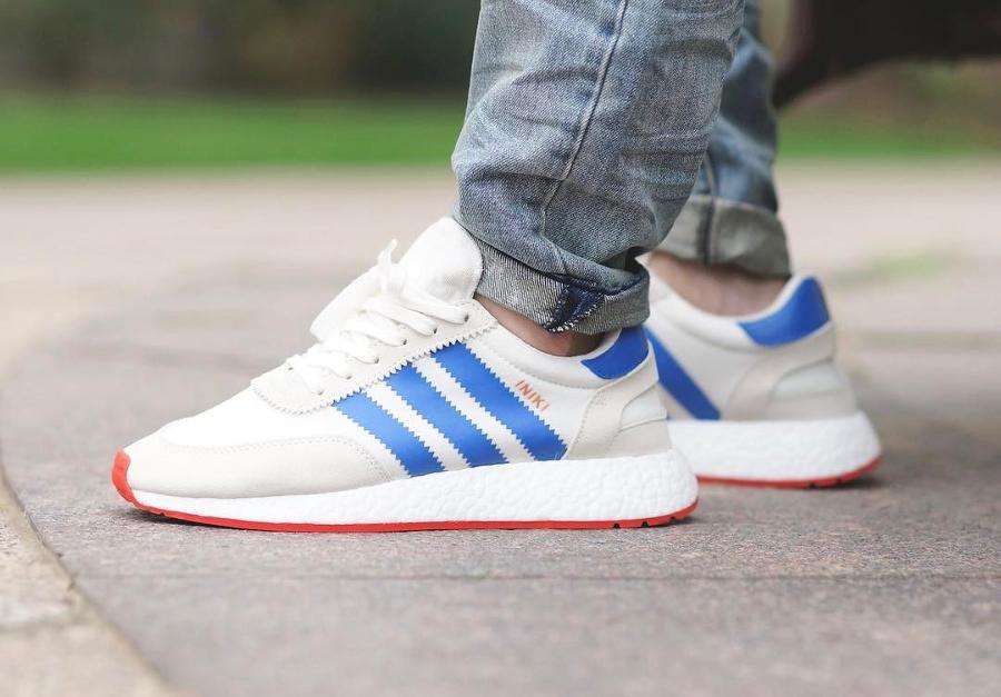 Adidas Iniki Runner Off White - @soleclassics