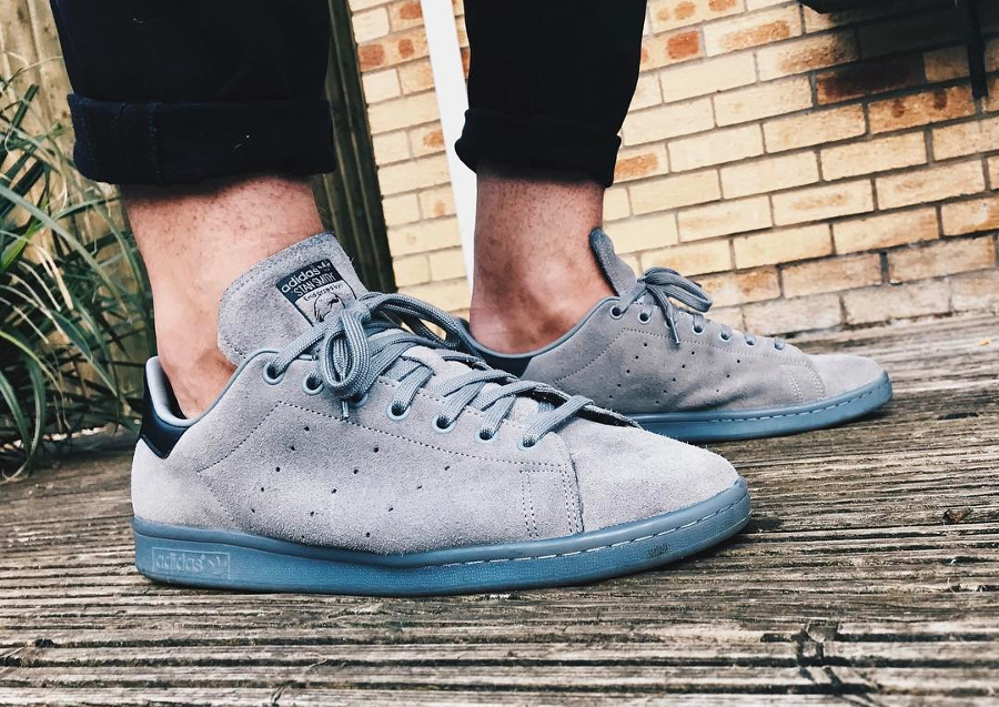 Adidas Stan Smith Solid Grey - @tomlambert7