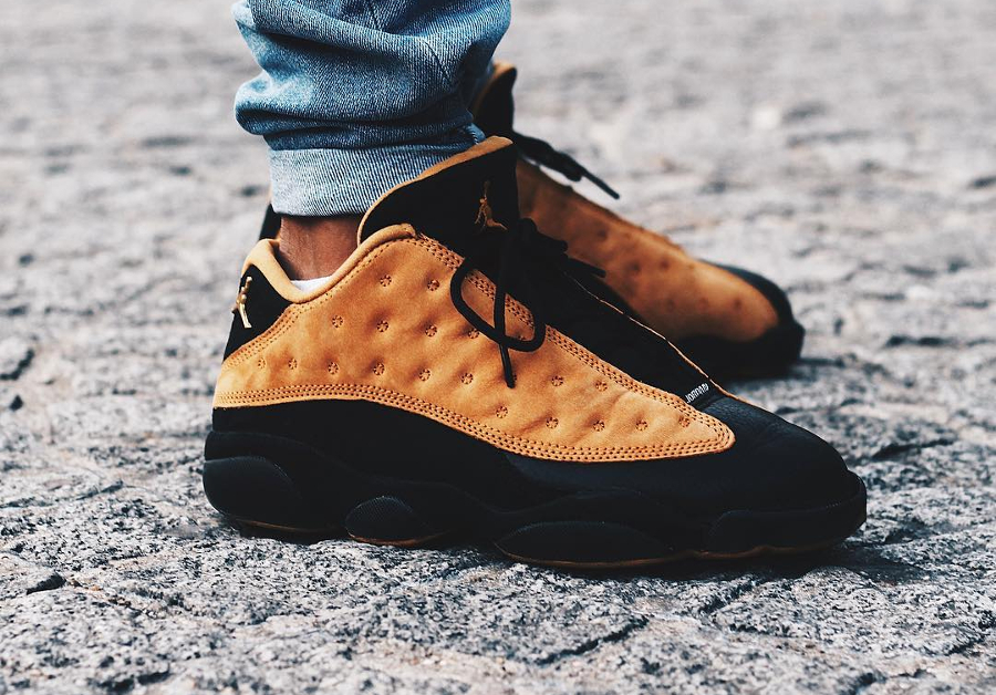 Air Jordan 13 Retro Low Chutney - @iamsalva