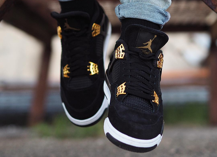 Air Jordan 4 Retro Royalty pas cher