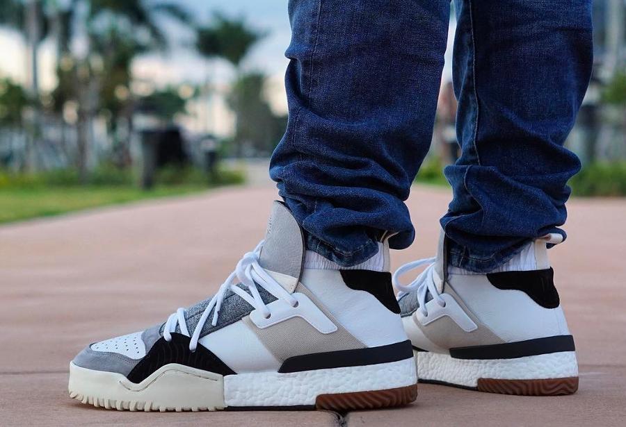 Alexander Wang x Adidas AW BBall - @pr_sneaks23