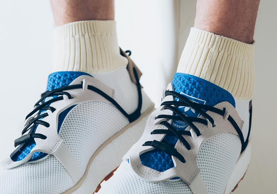 Alexander Wang x Adidas Run White (2)