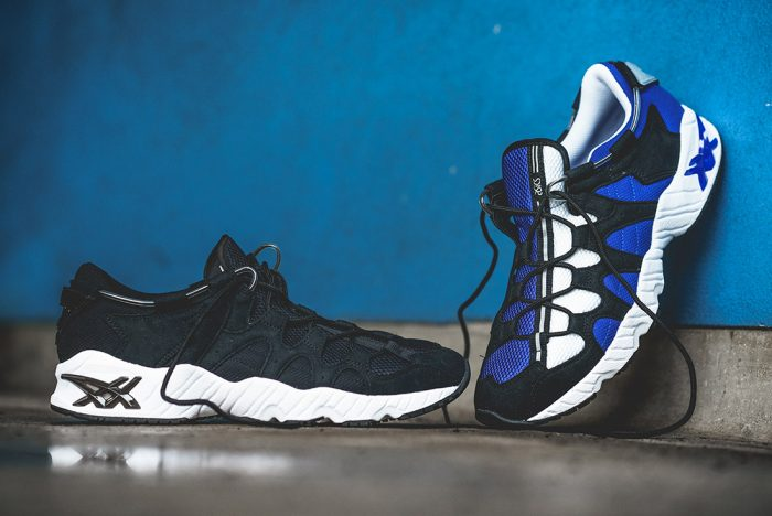 Asics Gel Mai OG Retro 2017 'Black & Asics Blue'