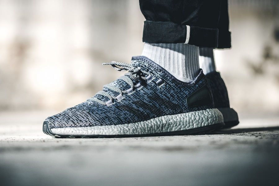 Adidas Pure Boost Limited 'Dark Grey'