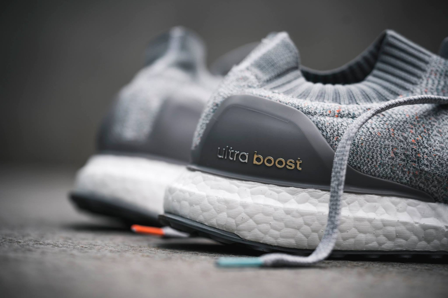 Basket Adidas Ultra Boost Uncaged Clear Grey homme (1)