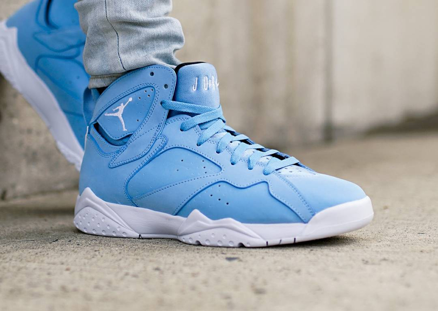 Basket Air Jordan 7 Retro University Blue