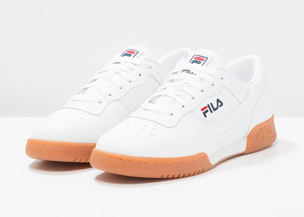 Basket Fila Original Fitness White Gum (1)