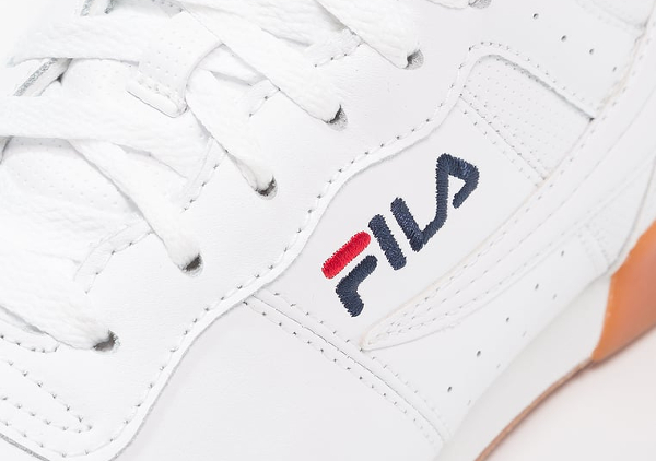 Basket Fila Original Fitness White Gum (2)