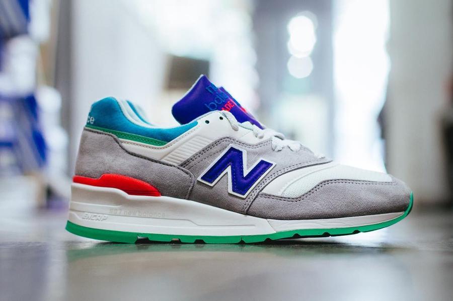 Nuovo Equilibrio 997 Made In Usa (cumarina) EYmxQgNQ