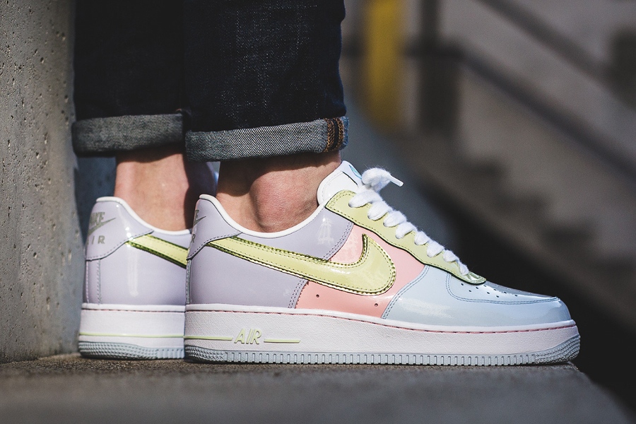 Basket Nike Air Force 1 Low Retro Easter (2)