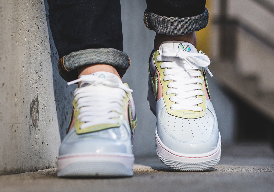 Basket Nike Air Force 1 Low Retro Easter (3)