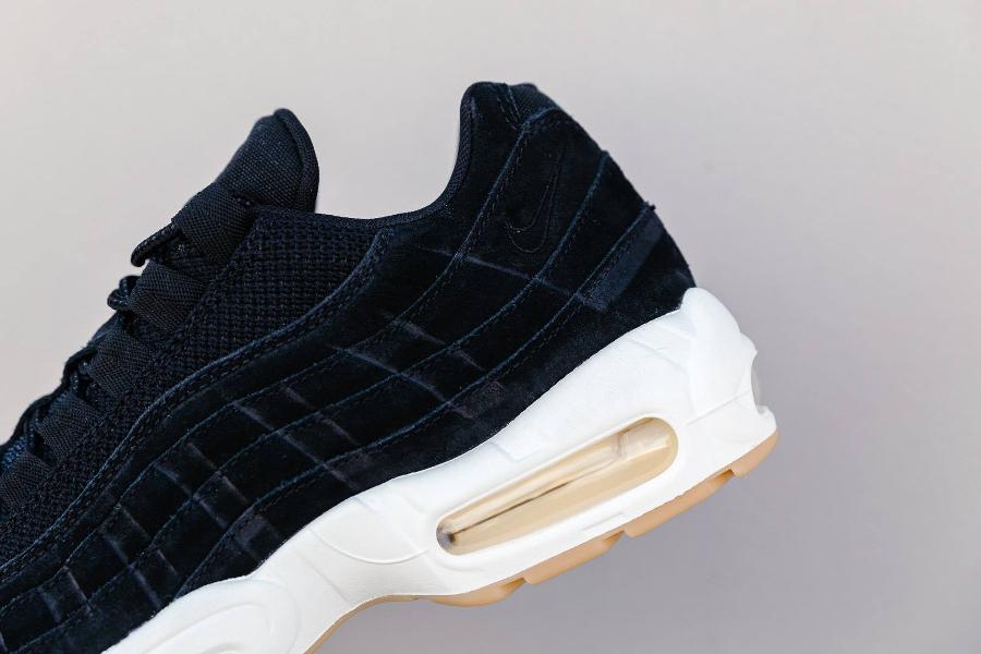 super populaire 0a661 b2a72 Nike Air Max 95 PRM Noir 'Black Gum' (homme)