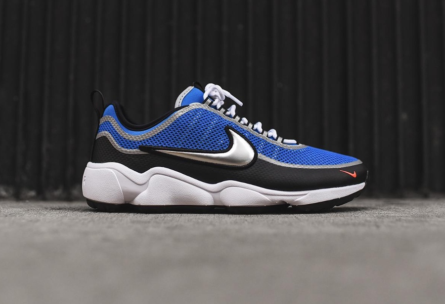 nike air zoom spiridon ultra og 39 royal 39 regal blue 39. Black Bedroom Furniture Sets. Home Design Ideas