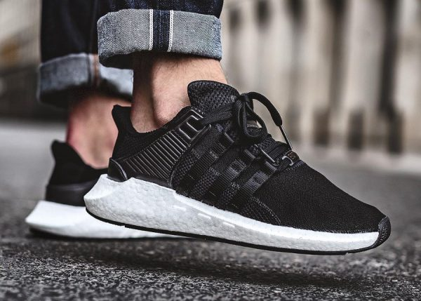 Adidas Equipment Support 93/17 Boost 'Core Black'