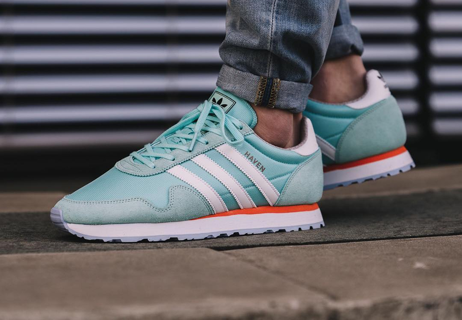 Adidas Originals Haven 'Clear Aqua'
