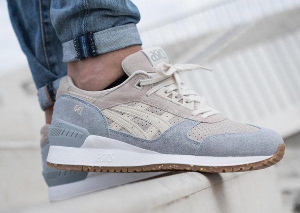 Chaussure Asics Gel Respector Easter Birch 2017 (7)