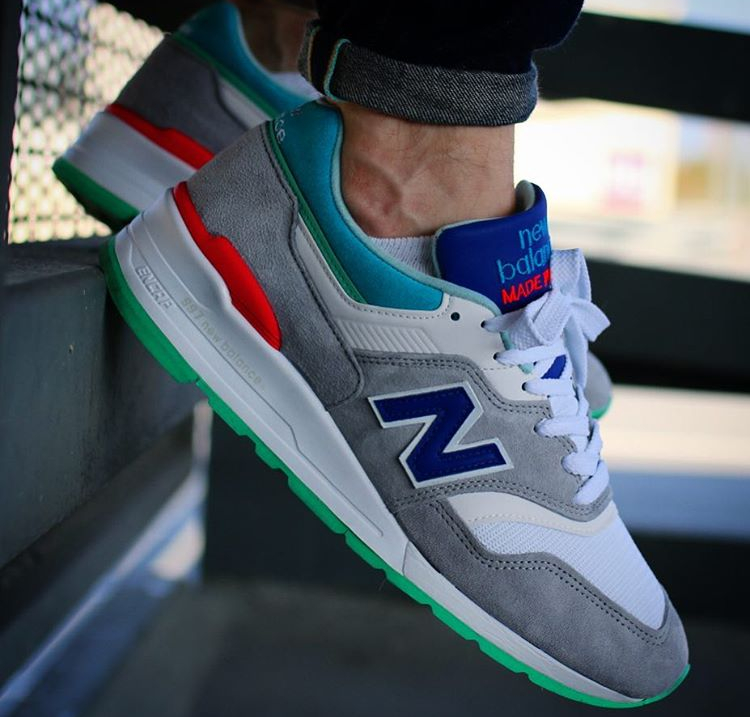 Chaussure New Balance M997CDG Coumarin (Made in USA) (1)