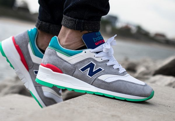 New Balance M 997 'Coumarin' (Made in USA)