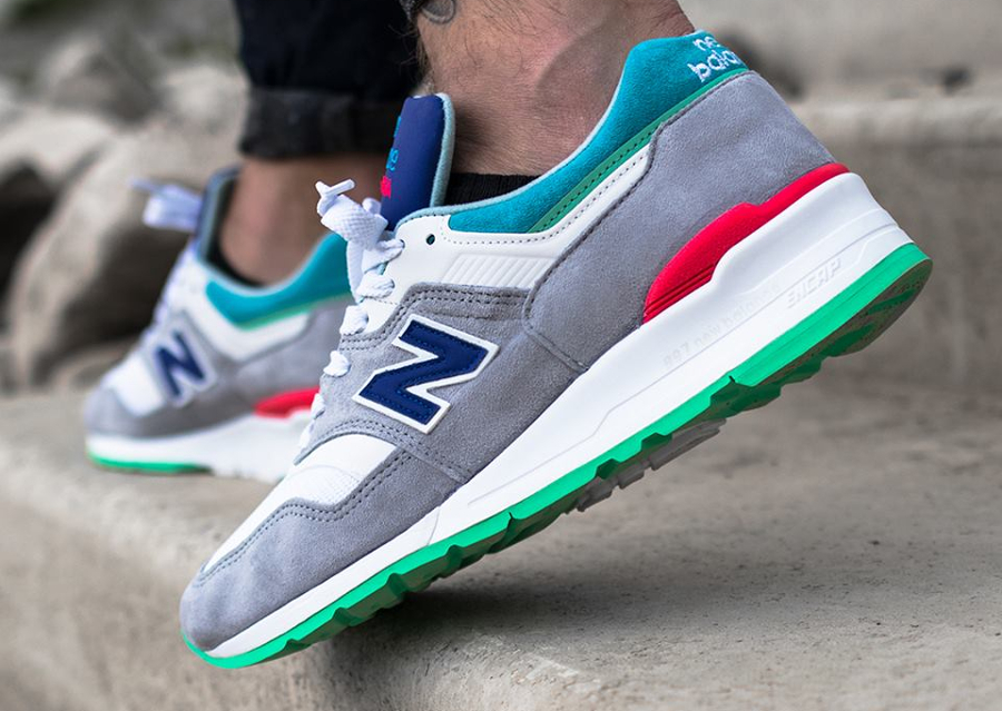 Chaussure New Balance M997CDG Coumarin (Made in USA) (5)