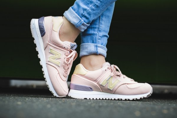 New Balance WL 574 Sunrise Glo (Miami Palms)