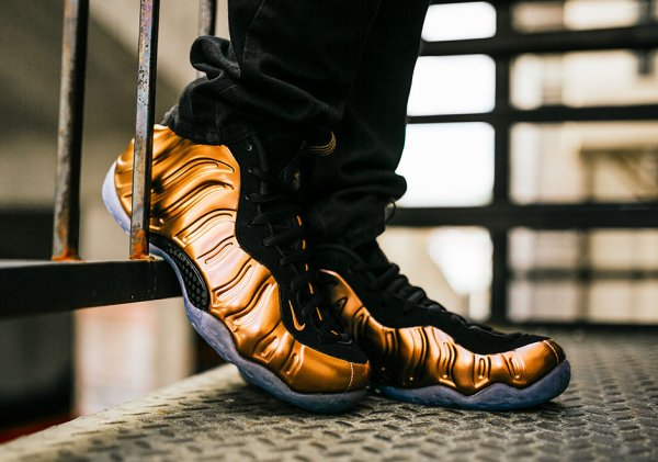 Chaussure Nike Air Foamposite Penny One Copper (20th Anniversary) (1)