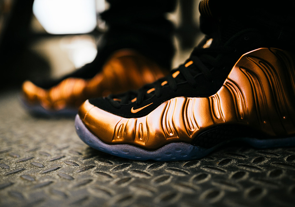 Chaussure Nike Air Foamposite Penny One Copper (20th Anniversary) (4)